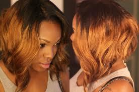 Black Bob Hair Style blonde bob hairstyle ideas for black women 4770 by stevesalt.us