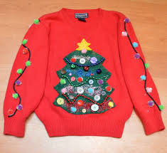 DIY Ugly Christmas Sweater  My Crafty Creations  Pinterest Ugly Christmas Sweater Craft Ideas