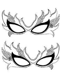 There are drawings of beautiful masks depicting various emotions, of people in a celebratory mood and other festive topics from. Free Printable Mardi Gras Coloring Pages For Kids