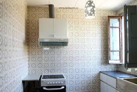 Decoración Escaparate Para La Tienda De Cocinas Sanesur  LM AzulejosVer Azulejos De Cocina