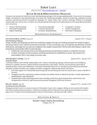 Good Resume Examples Retail Retail Resume Sample Professional Resume Examples Topresume