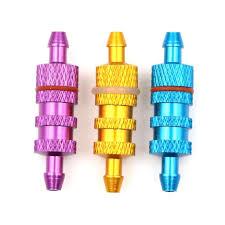 1/10 <b>RC</b> Model <b>Car Spare parts</b> Aluminum Fuel Filter Nitro <b>HSP</b> ...