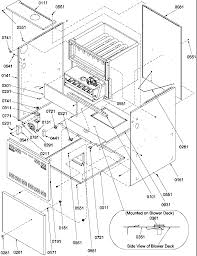 Photos of hvac parts by model number technical manual