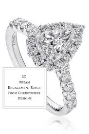 Christopher Designs 20 Dream Engagement Rings From Christopher Designs