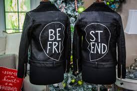 diy best friend leather jacket