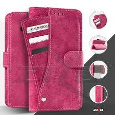 Samsung Galaxy Luna S120 Hot Pink Slide Out Pocket Wallet Case