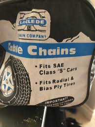 Laclede Tire Chains Sizing Alpine Premier Cable 1022 1042