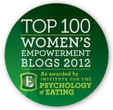 top women s empowerment psychology of eating womens empowerment badge