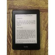 Máy Đọc Sách Kindle Paperwhite Gen 2 Bản Bộ Nhớ 4GB Màn Hình Đẹp