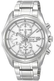 men s seiko solar alarm chronograph wristwatch thomas young men s seiko solar alarm chronograph wristwatch ssc003p1 g solar chrono 100m