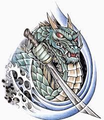 татуировки драконы эскизы татуировок драконов