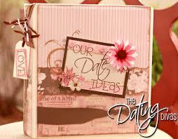 the date ideas binder