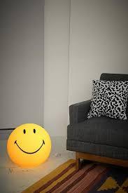 Mr Maria Smiley Lamp With Eu Plug Home Hipster Decor Home Decor