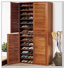 cherry wood shoe cabinet tyres2c