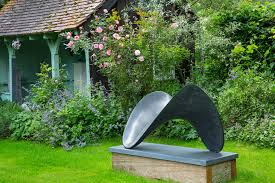 contemporary sculpture ceramics and furniture for gardens and interiors