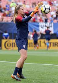 Soccer shoes, equipment, and apparel. Alyssa Naeher Wikipedia
