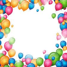 baloes png para flyers vectores para cumpleaños buscar con google vectores cumple