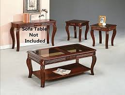 brand new 3 pk lydia coffee table and