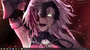 Top Wallpaper Engine de anime - YouTube