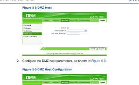 If your internet service provider supplied. Zte User Interface Password For Zxhn F609 Zxhnf660 Gpon Cute766