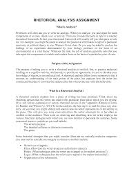 rhetorical analysis example text essay examples resume rhetorical  cover letter rhetorical analysis example text essay examples resume rhetorical examplesvisual text analysis essay examples