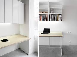 wall office desk. Minimalist Home Office Desk \u2013 Diy Wall Mounted