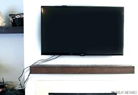 how to hide cables cords once and for all mounted on wall image solid in kit hide cords mounted cord cover wall