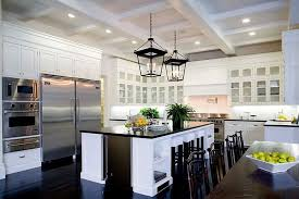 dark hardwood floors kitchen white cabinets. Kitchen White Cabinets With Granite Countertops Brown High Gloss Wood Porcelain Double Bowl Sink And Cream Dark Hardwood Floors O