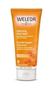 Sea Buckthorn Hydrating Body Wash | Weleda Body Care