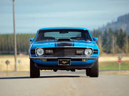 1970 Mustang Mach 1 Fastback - ADAMCO MOTORSPORTS