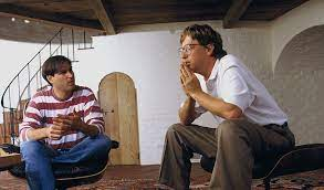 Bill Gates diz que Steve Jobs