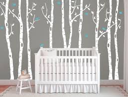 birch tree wall decal designed beginnings wall decals