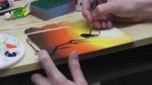 beginners acrylic painting tutorial dawn bird how to paint beginners acrylic painting tutorial dawn bird baditri
