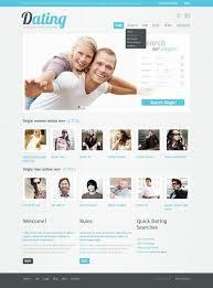 Online Dating Website Design Dating Psd Template 56735 Online Dating Profile Dating