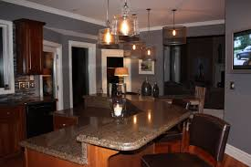 While grey or soapstone countertops can also look pretty in a light wood kitchen. Cherry Cabinets Ideas On Foter