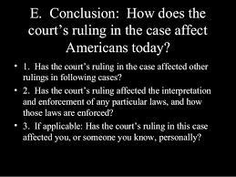 supreme court case essay 9