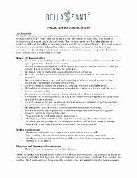 Auto Body Technician Resume Inspirational Process Technician Resume