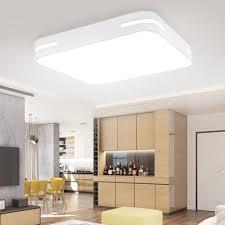 Cheap Led Kitchen Lights 20w 36w Led Ceiling Light Living Room Bedroom Kitchen Modern Lamp Ac85 265v