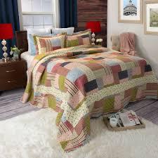 Modern Bedroom Bedding Bedroom Bedding Savannah Quilt Set California King Size