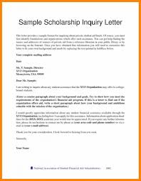 Financial Aid Request Letter Example Appeal Sample Pdf For More