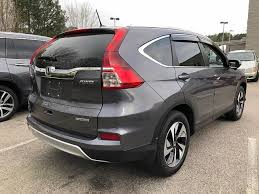 2016 honda cr v awd 5dr touring in raleigh nc leith cars