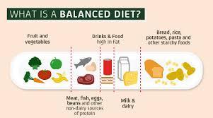 Balanced Diet Chart What Is A Balanced Diet Flora Proactiv