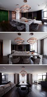 Copper Dining Table Lights Stone Dining Table Copper Pendant Lights 10117 148 04