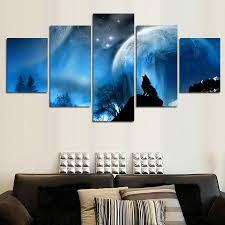 paintings modern wall art home
