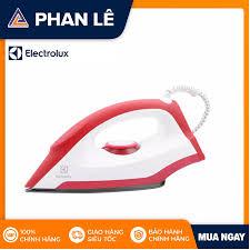⭐[ Nhập mã EXCLUSIVE giảm thêm 10%] Bàn ủi Electrolux EDI1004 (Đỏ): Mua bán  trực tuyến Bàn ủi với giá rẻ