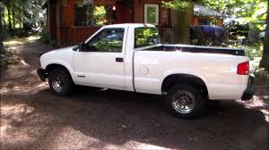 My 2001 Chevy S10 Pickup - YouTube
