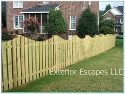 wood picket fence panels. Delighful Panels The Best Tips For Installing Picket Fence Panels Home Decor Help Intended  Wood Ideas 13 And C