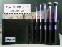 real techniques starter set eye makeup brushes review belle amie uk beauty fashion lifestyle