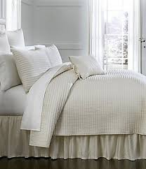 Quilts & Coverlets | Dillards & Villa by Noble Excellence Amalfi Sateen & Percale Quilt Adamdwight.com