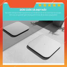 BẢN QTE - BH DIGIW ORLD] Cân điện tử thông minh Xiaomi Mi Smart Scale Gen 2    phân tích BMI   XIAOMI ECOSYSTEM STORE